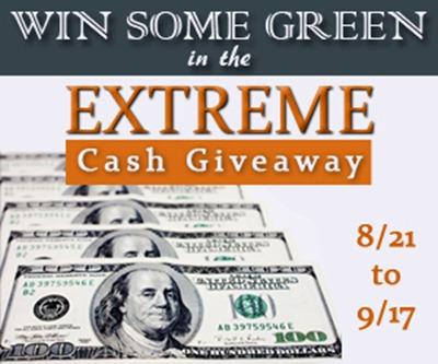Aug Extreme Cash