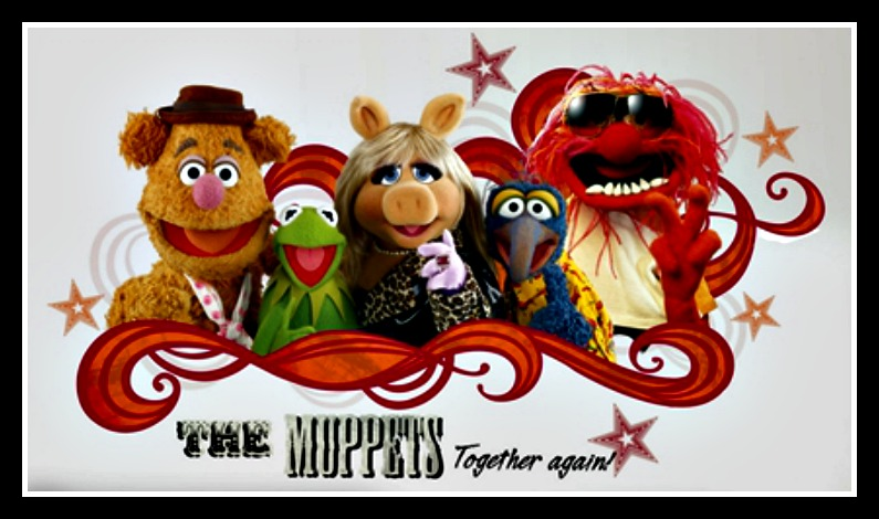 Muppets Large Wall Decal