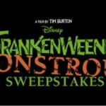 Enter to Win! Frankenweenie Monstrous Sweepstakes