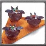 Halloween Recipe: Batty Cupcakes