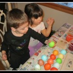 Easy Kool Aid Easter Egg Dye