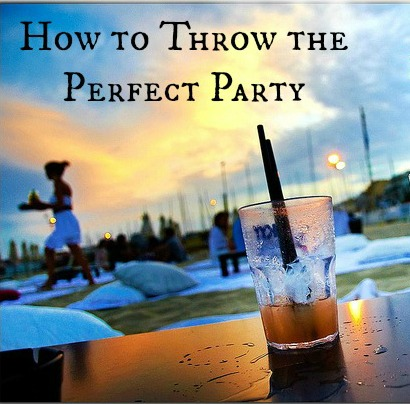 how to throw the perfect party Do you have what it takes to throw the perfect party let lantern club walk you through the process or take care of things for you.