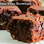 Lactose Free Chewy Fudgy Brownie Recipe