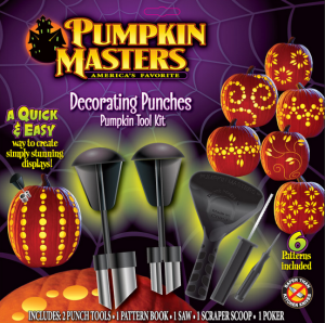 Pumpkin Masters Punch Kit