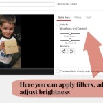 How to make a YouTube photo collage video with your cell phone #VZWVoices #Mom