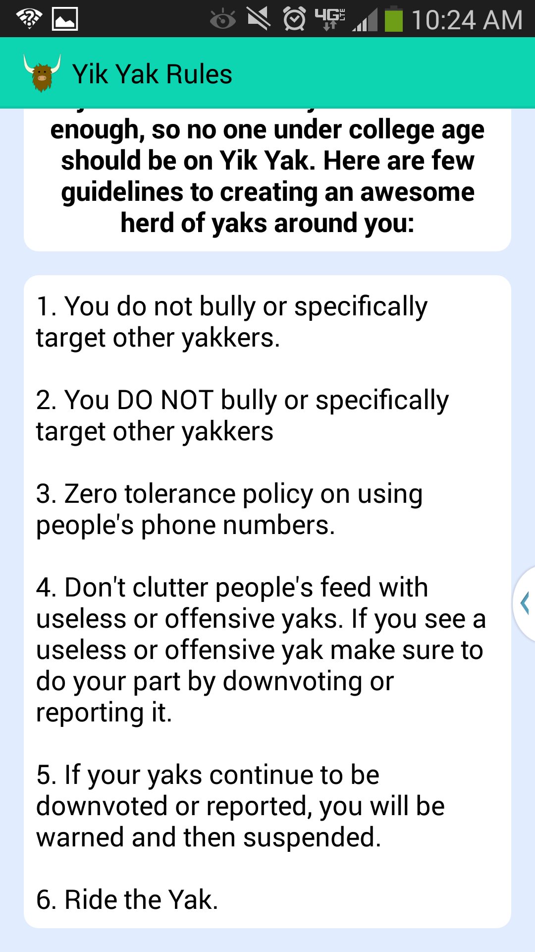 New home of cyberbullying? Yik Yak gossip app takes off in high ...