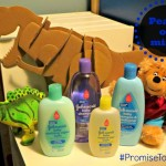 A new promise from JOHNSON'S Baby #PromiseToBaby