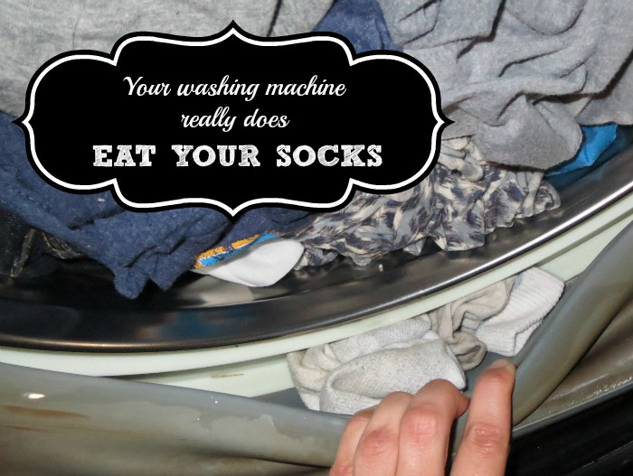 Missing Socks That S Because Your Washing Machine Is