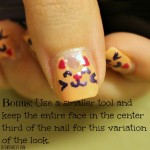 Happy Kitty Nail Art Tutorial