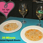 20 Minute Butternut Squash Risotto + Pressure Cooker Giveaway