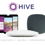 Hive smart home automation, security, and entertainment.