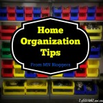 Home organization tips - LifeWithLevi.com