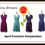 $500 Karina Dresses #Frockstar April Giveaway #2