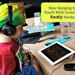 How Keeping In Touch With Grandma Really Works #VZWBuzz