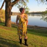 Penelope dress with pockets - Karina Dresses