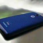 Father's Day Gift Idea: DROID Turbo Sapphire Blue by Motorola