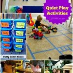 Quiet Play Activities for Preschool and School Age Kids - LifeWithLevi.com