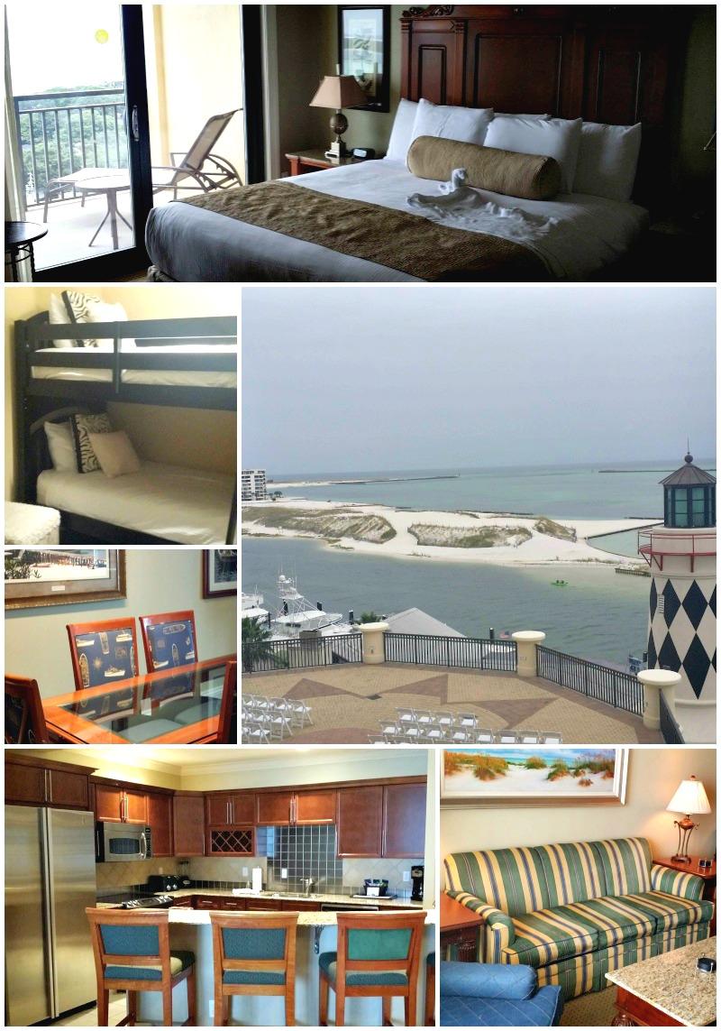 The best resort in the Emerald Coast area is the Emerald Grande at Harborwalk Village.