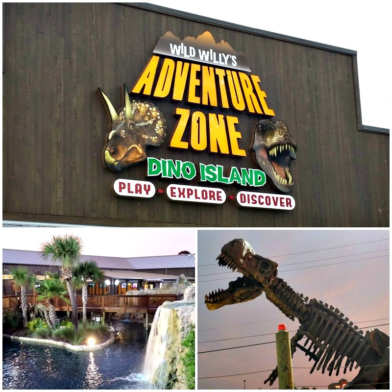 Awesome kid-friendly entertainment in the Emerald Coast area of FL.
