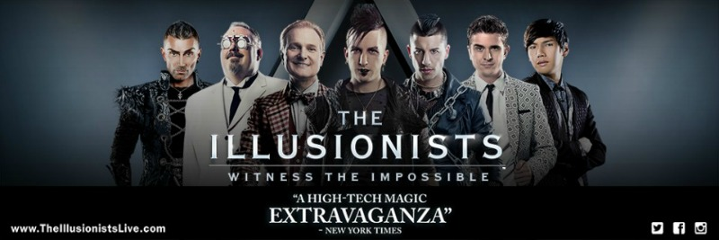 Magic Adult illusionists
